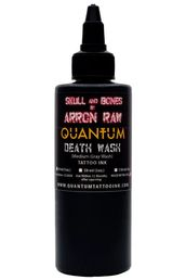 Arron Raw Skull & Bones Greywash MEDIUM 30ml