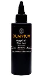 Quantum Tattoo Ink Assphalt 60ml