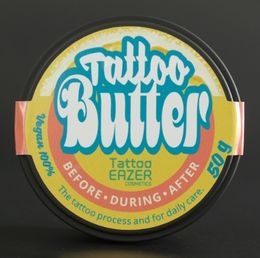 Tattoo Eazer Butter 50ml (alv0% hinta 8,06€)