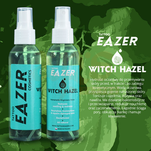 Eazer Witch Hazel 150ml (alv0% 12,01€)