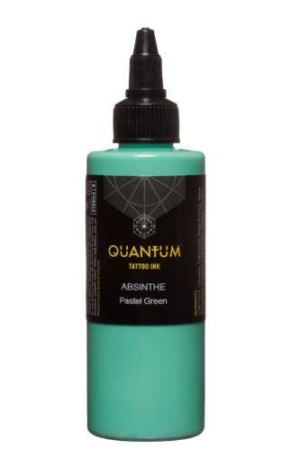 Quantum Tattoo Ink Absinthe 20ml (alv0% hinta 8,79€)