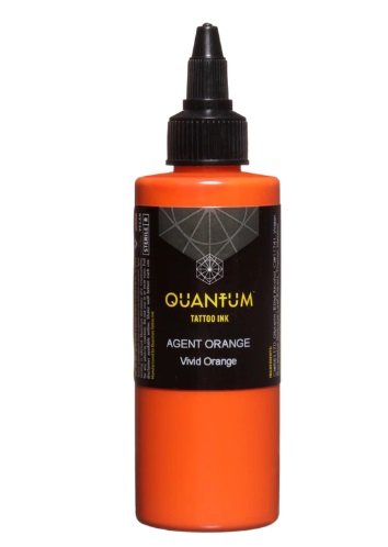 Quantum Tattoo Agent Orange 20ml (alv0% hinta 8,79€)