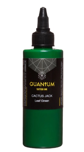Quantum Tattoo Ink Cactus Jack 20ml (alv0% hinta 8,79€)