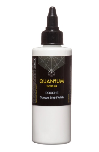 Quantum Tattoo Douche (bright white) 20ml (alv0% hinta 8,79€)