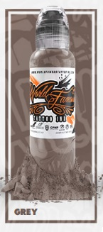 WFI A.D. Pancho pro team - Grey - 30ml  (alv0% 12,10€)