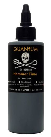 Quantum Tattoo Ink Sea Shepherd - Hammertime 30ml (alv0% hinta 12,90€)