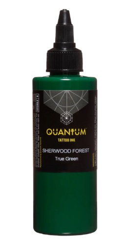 Quantum Tattoo Ink Sherwood Forest 20ml  (alv0% hinta 8,79€)
