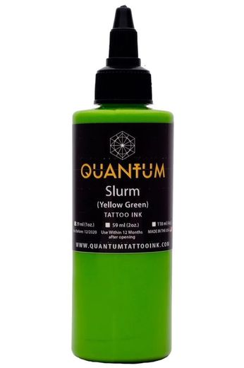Quantum Tattoo Ink Slurm 20ml (alv0% hinta 8,79€)