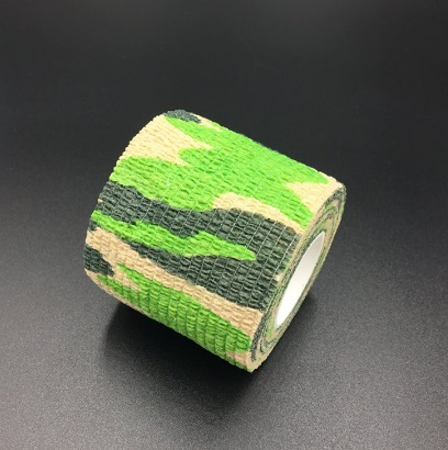 Grip Cover tape - Army Green (3,15€ alv0%)