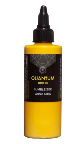 Quantum Tattoo Ink Bumblebee 20ml (alv0% hinta 8,79€)