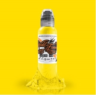 WFI Pastel - Canary Yellow 30ml (alv0% 12,05€)