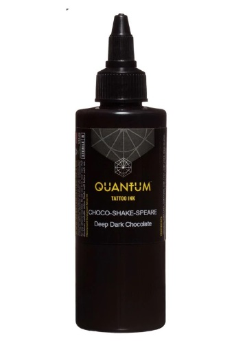 Quantum Tattoo Ink Choco-Shake-Speare 20ml (alv0% hinta 8,79€)