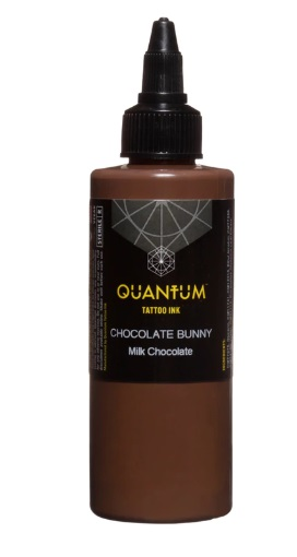Quantum Tattoo Ink Chocolate Bunny 20ml (alv0% hinta 8,79€)