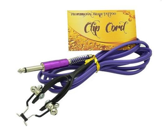 Snake King III Clip Cord 1,8m *purple (alv0% 19,35€)