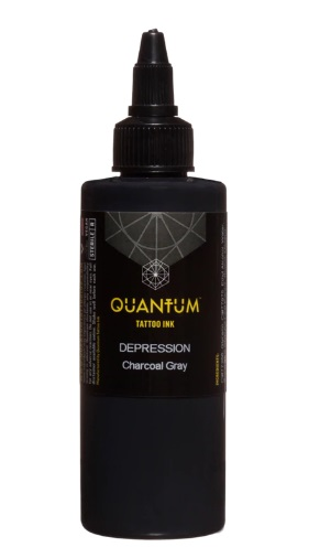 Quantum Tattoo Ink Depression 20ml (alv0% hinta 8,79€)