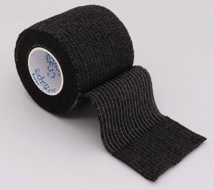Grip Cover tape - Black (alv0% 1,57)