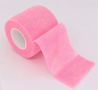 Grip Cover tape - Pink (3,15€ alv0%)