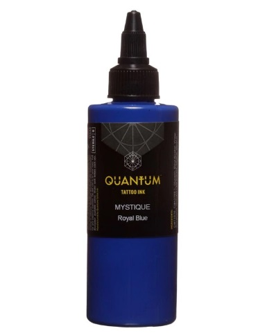 Quantum Tattoo Ink Mystique Blue 20ml (alv0% hinta 8,79€)