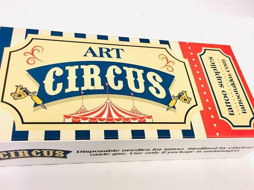 cartridge Art Circus tatuointineula mix