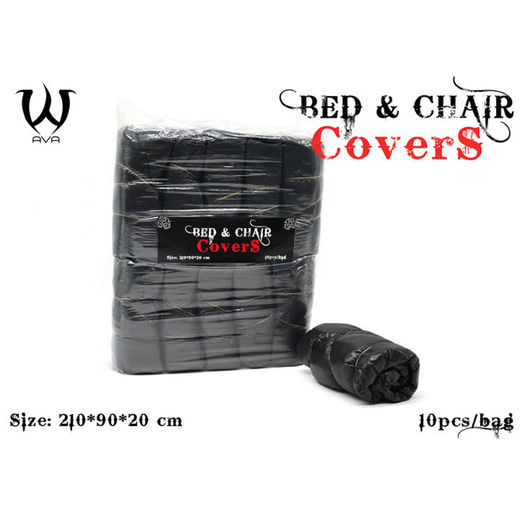 Black Tattoo Bed Cover 10kpl (alv0% 11,20€)
