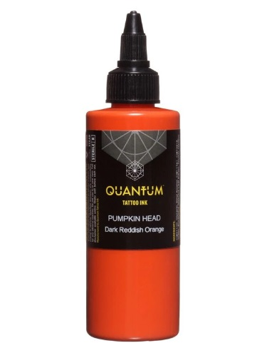 Quantum Tattoo Ink Pumpkin Head 20ml (alv0% hinta 8,79€)