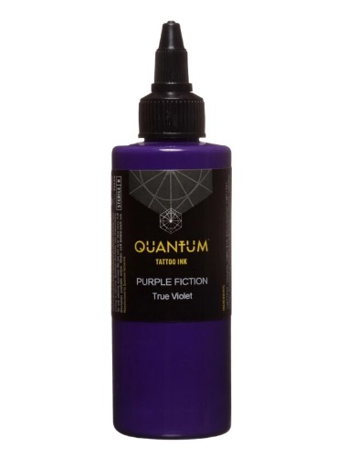 Quantum Tattoo Purple Fiction 20ml (alv0% hinta 8,79€