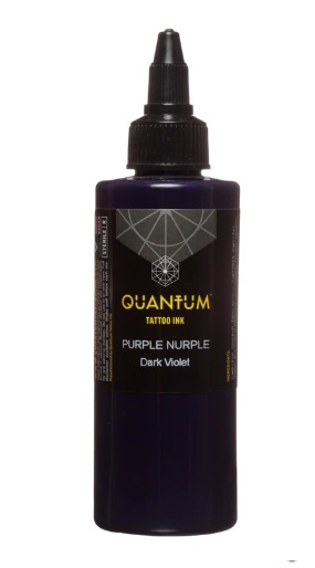Quantum Tattoo Ink Purple Nurple  20ml (alv0% hinta 8,79€)