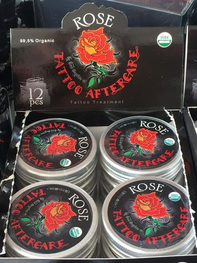 Tattoo Aftercare - Rose 40ml (alv0% 8,79€)