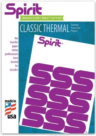 Spirit Original Thermal Copier Paper 1kpl (alv0% hinta 1,05€)