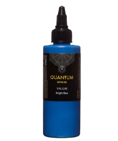 Quantum Tattoo Ink Valium 20ml (alv0% hinta 8,79€)